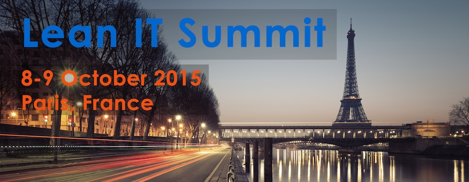 Lean IT Summit 2015