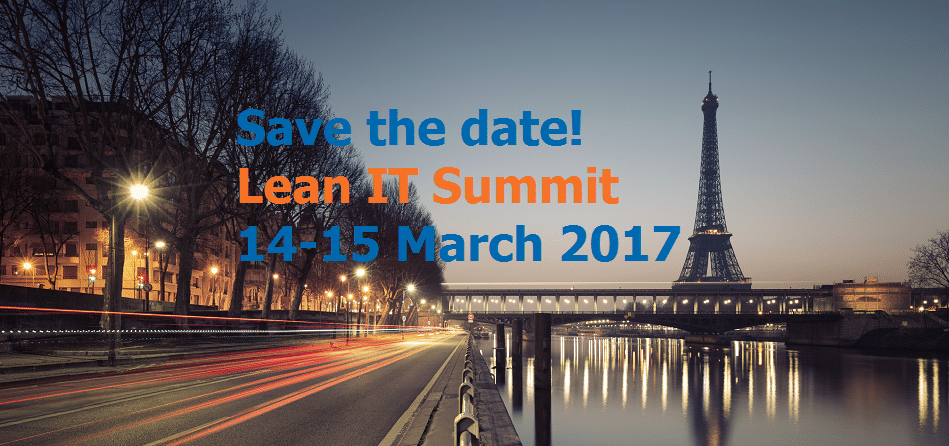 Lean IT Summit 2017