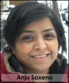 Anju Saxena, Tata Consultancy Services