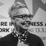 Mirette Kangas, Chief of Lean & Agile - YLE
